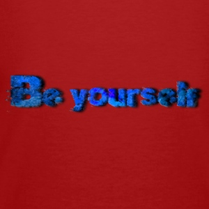 Be yourself Pullover & Hoodies - Männer Bio-T-Shirt
