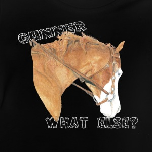 Gunner - what else? Långärmade T-shirts - Baby-T-shirt