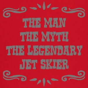 jetskier the man myth legendary legend premium hoo - Baby Long Sleeve T-Shirt