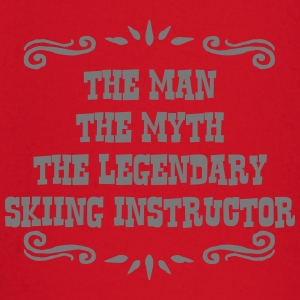 skimmer the man myth legendary legend premium hood - Baby Long Sleeve T-Shirt