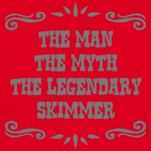 skittle player the man myth legendary le premium h - Men's T-Shirt