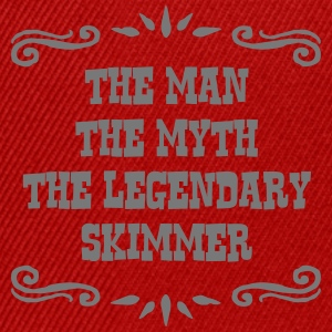 skittle player the man myth legendary le premium h - Snapback Cap