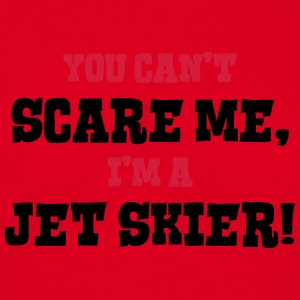 jetskier cant scare me premium hoodie - Men's T-Shirt