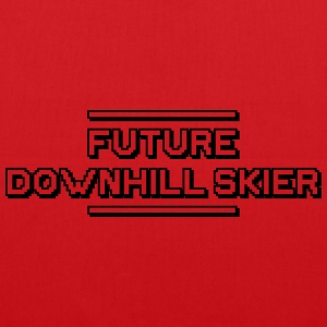 future freestyle skier premium hoodie - Tote Bag