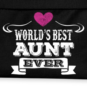 World's Best Aunt Ever T-Shirts - Kids' Backpack