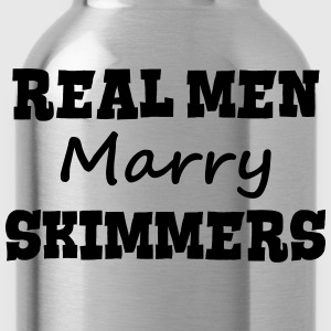 skittle players real men marry groom sta premium h - Water Bottle