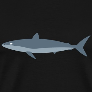 Grey shark Hoodies & Sweatshirts - Men's Premium T-Shirt