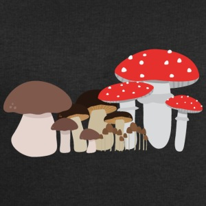 champignons forestiers Tee shirts manches longues Bébés - Sweat-shirt Homme Stanley & Stella