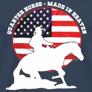 Quarter Horse -Made in heaven Other - Men's Premium T-Shirt