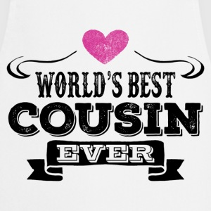 World's Best Cousin Ever T-Shirts - Cooking Apron