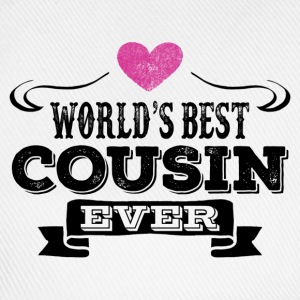 World's Best Cousin Ever T-Shirts - Baseball Cap