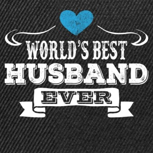 Worlds Best Husband Ever T-Shirts - Snapback Cap