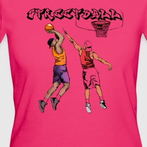 streetball Tops - Camiseta ecológica mujer