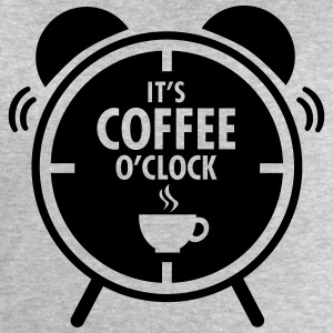 It's Coffee O'Clock T-shirts - Sweatshirt herr från Stanley & Stella
