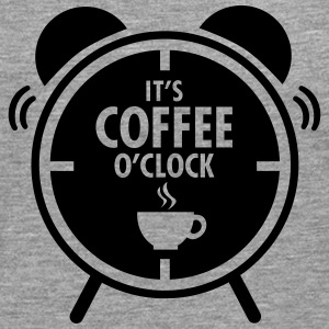 It's Coffee O'Clock T-Shirts - Men's Premium Longsleeve Shirt