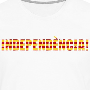 Independence of Catalonia - Men's Premium Longsleeve Shirt