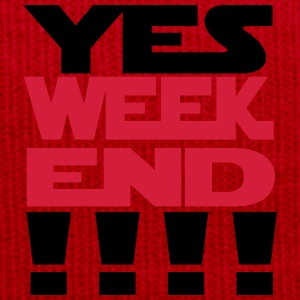 yes weekend - Bonnet d'hiver