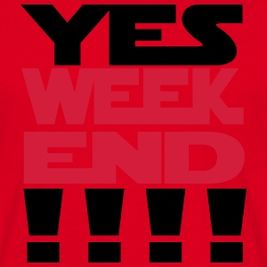 yes weekend - T-shirt Homme