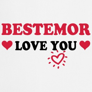 Bestemor love you 222 Babybody - Kokkeforkle