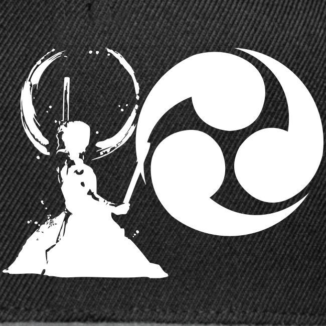 Odaiko-Trommler Kaputzenpulli
