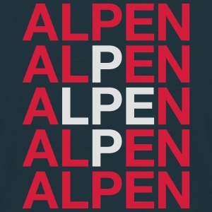 ALPS Sweaters - Mannen T-shirt