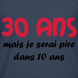 30 ans Tee shirts - T-shirt manches longues Premium Homme