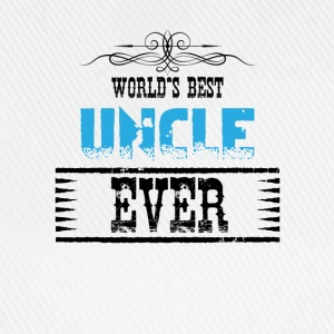 World's Best Uncle Ever Mugs & Drinkware - Baseball Cap