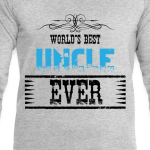 World's Best Uncle Ever T-Shirts - Men's Sweatshirt by Stanley & Stella