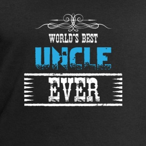 World's Best Uncle Ever Mugs & Drinkware - Men's Sweatshirt by Stanley & Stella