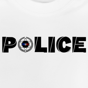 police Long Sleeve Shirts - Baby T-Shirt