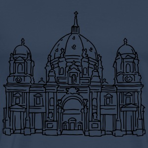 Berlin Cathedral Other - Men's Premium T-Shirt