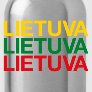LITHUANIA - Water Bottle