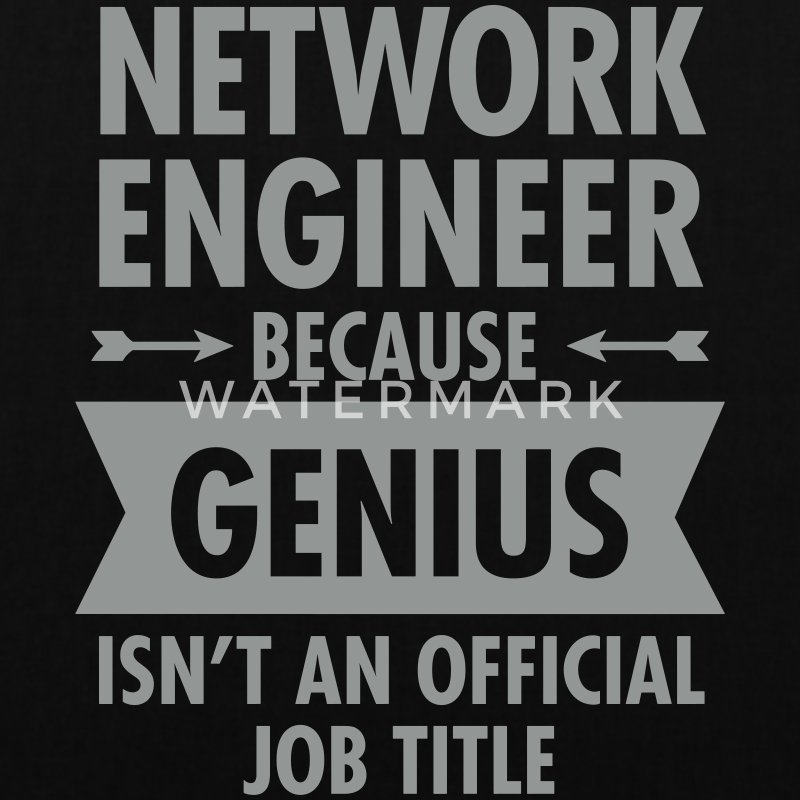 Network Engineer - Genius Bags & Backpacks - Tote Bag