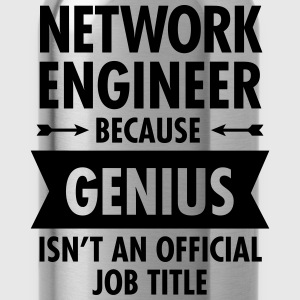 Network Engineer - Genius Borse & zaini - Borraccia