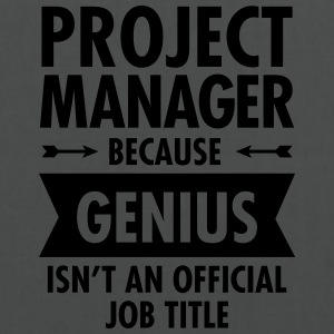 Project Manager - Genius T-Shirts - Tote Bag