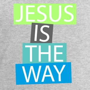 Jesus is the way Langarmshirts - Männer Sweatshirt von Stanley & Stella