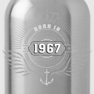 born_in_1967 T-Shirts - Trinkflasche
