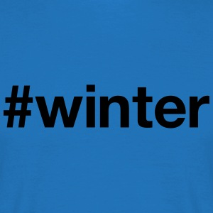 WINTER - Männer T-Shirt