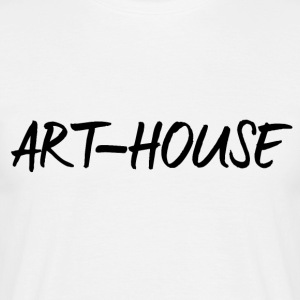 ART-HOUSE - Mannen T-shirt