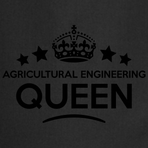 agricultural engineering queen keep calm WOMENS T- - Cooking Apron