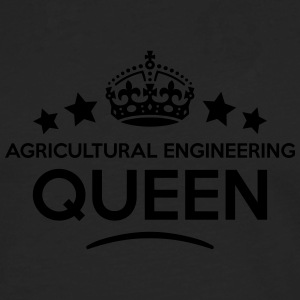 agricultural engineering queen keep calm WOMENS T- - Men's Premium Longsleeve Shirt