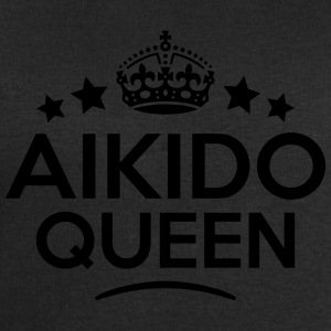 aikido queen keep calm style WOMENS T-SHIRT - Men's Sweatshirt by Stanley & Stella