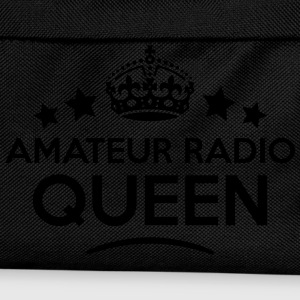 amateur radio queen keep calm style WOMENS T-SHIRT - Kids' Backpack