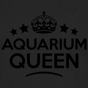 aquarium queen keep calm style WOMENS T-SHIRT - Men's Premium Longsleeve Shirt