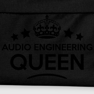 audio engineering queen keep calm style  WOMENS T- - Kids' Backpack