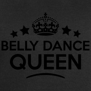 belly dance queen keep calm style WOMENS T-SHIRT - Men's Sweatshirt by Stanley & Stella