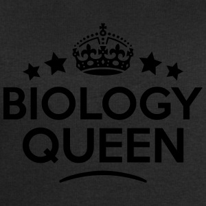 biology queen keep calm style WOMENS T-SHIRT - Men's Sweatshirt by Stanley & Stella