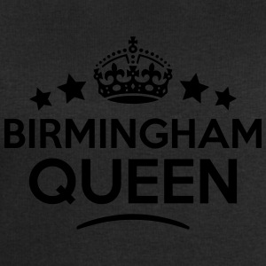 birmingham queen keep calm style WOMENS T-SHIRT - Men's Sweatshirt by Stanley & Stella