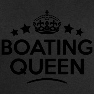 boating queen keep calm style WOMENS T-SHIRT - Men's Sweatshirt by Stanley & Stella
