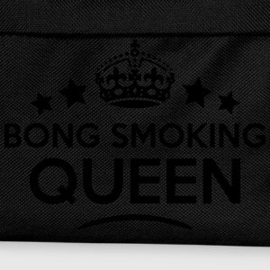 bong smoking queen keep calm style WOMENS T-SHIRT - Kids' Backpack